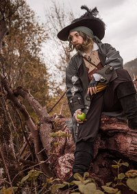 Cosplay-Cover: Hector Barbossa