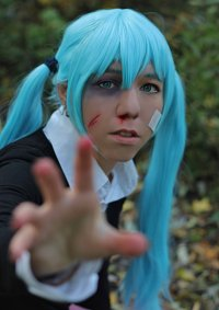Cosplay-Cover: Miku Hatsune [Rolling Girl]