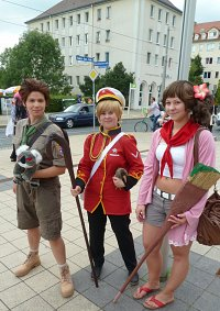 Cosplay-Cover: Principality of Wy
