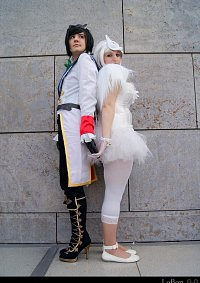 Cosplay-Cover: Prince Lune ( partly human )