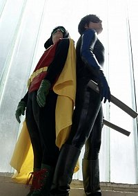 Cosplay-Cover: Robin V alias Damian Wayne - FUN