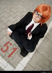 Cosplay-Cover: Irie Shoichi [Suit]