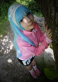 Cosplay-Cover: Pirika Usui