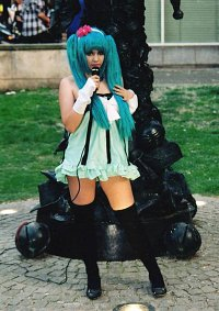 Cosplay-Cover: Miku Hatsune [[Colourful x Melody]]