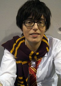 Cosplay-Cover: James Potter (Winteruniform)