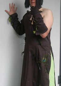 Cosplay-Cover: Count D (Peacock Dress)