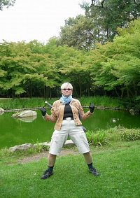 Cosplay-Cover: Trunks [Dragonball GT]