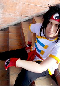 Cosplay-Cover: Ray G-revolution