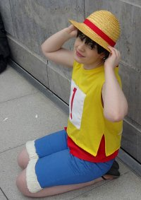 Cosplay-Cover: Monkey D. Luffy [Davy Back Fight]