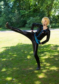 Cosplay-Cover: Sanji (Film Gold Blackoutfit)