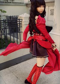 Cosplay-Cover: Rin Tosaka [Formal magican]