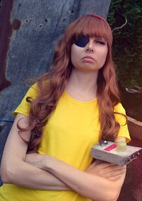 Cosplay-Cover: Morty [Genderbend]