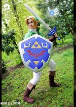 Cosplay-Cover: Link [OoT]