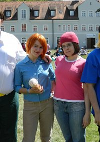 Cosplay-Cover: Meg Griffin (Family Guy)