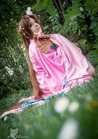 Cosplay-Cover: Prinzessin Sakura