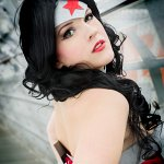 Cosplay: Wonder Woman [New 52]