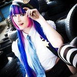 Cosplay: Stocking Anarchy [Police]