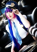 Cosplay-Cover: Stocking Anarchy [Police]