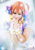Cosplay-Cover: Rin Hoshizora [Whiteday]