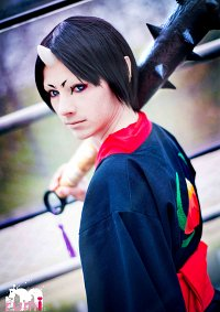 Cosplay-Cover: Hoozuki (鬼灯)