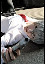 Cosplay-Cover: Zero Kiryu [Hemd | Blutrausch]
