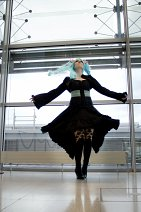 Cosplay-Cover: Miku Hatsune [Magnet] Pandaschach Ver.