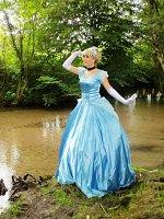 Cosplay-Cover: Cinderella ~*Ballkleid*~