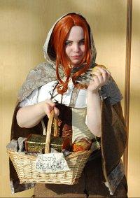 Cosplay-Cover: Hobbitmädchen Kassandra (OC)