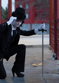 Cosplay-Cover: Tyki Mikk