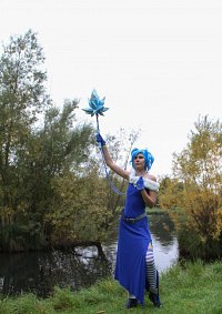 Cosplay-Cover: Ice Mage
