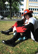 Cosplay-Cover: Portgas D. Ace [Alabasta Version]