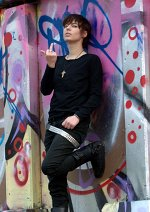 Cosplay-Cover: Damien Thorn