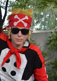 Cosplay-Cover: Mister Champloo