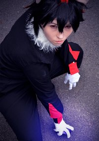 Cosplay-Cover: Shadow the Hedgehog