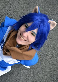 Cosplay-Cover: Sonic (Boom Version)