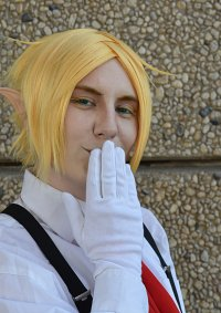 Cosplay-Cover: Elf