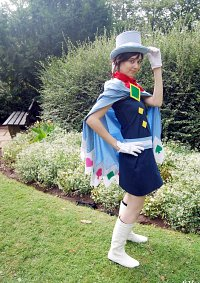 Cosplay-Cover: Trucy Wright/ Naruhodo Minuki