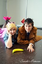 Cosplay-Cover: Rose Tyler (The Idiot´s Lantern)