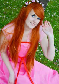 Cosplay-Cover: Enchanted - Giselle