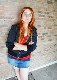 """Cosplay-Cover: Amy """"Amelia"""" Pond (Victory of the Daleks)"""