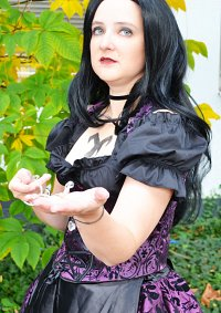 Cosplay-Cover: Isabelle Lightwood (Bavaria)
