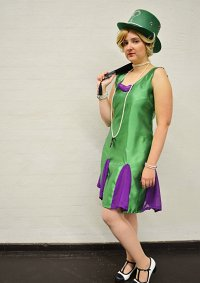 Cosplay-Cover: The Riddler (Female 20s)