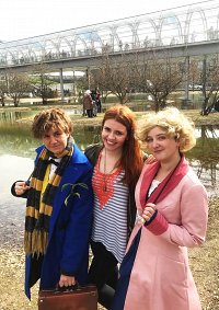Cosplay-Cover: Queenie Goldstein (Fantastic Beasts and where to f