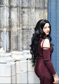 Cosplay-Cover: Isabelle Lightwood (S2 E9/10)
