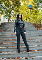 "Cosplay-Cover: Isabelle Lightwood (S2 E19 ""Hail and Farewell"")"