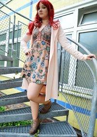 Cosplay-Cover: Seelie Queen (Mundanes Look)
