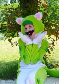 Cosplay-Cover: Luigi Cat