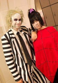 Cosplay-Cover: Betelgeuse/Beetlejuice