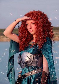 Cosplay-Cover: Merida Battle Princess