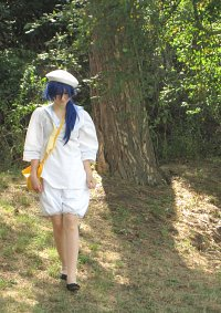 Cosplay-Cover: Hiiragi - Sommeruniform